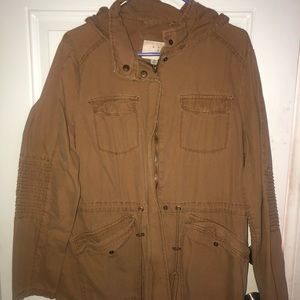 A new day brand women's jacket xl- worn one time